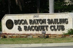 Boca Sailing and Racquet Club Boca Raton