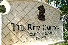 The Ritz Carlton Golf Club Jupiter