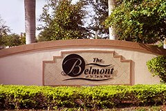 The Belmont Port St Lucie