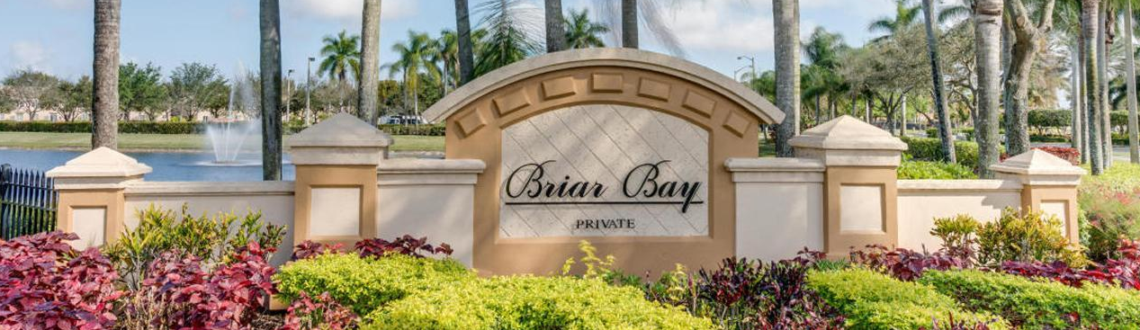 Briar Bay Real Estate West Palm Beach Homes For Sale