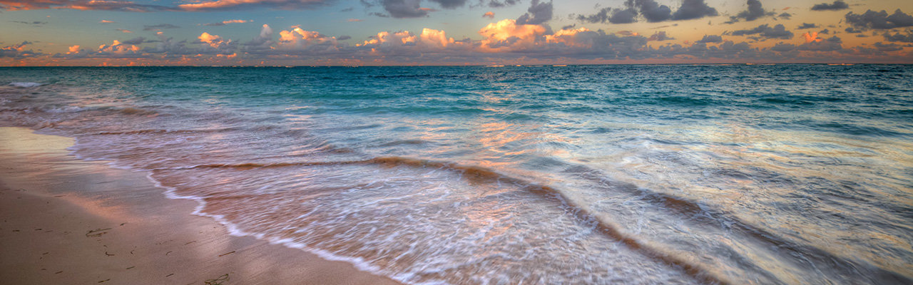 Delray Beach Sunset - Accessibility Page Header