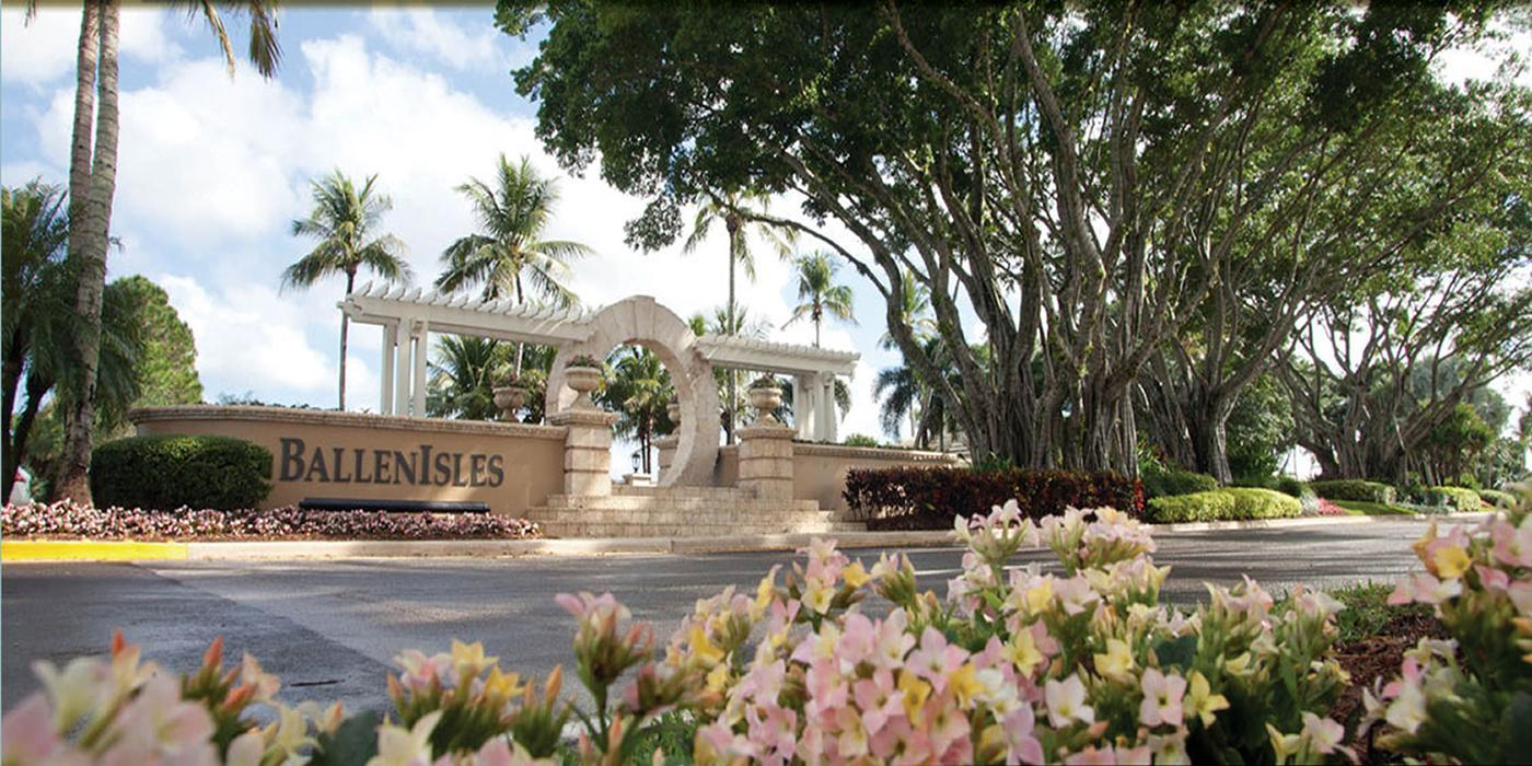Ballenisles Homes in Palm Beach Gardens
