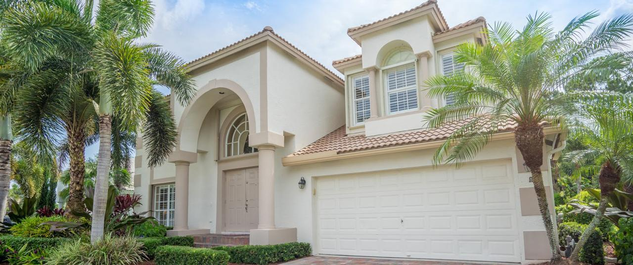 Bent Tree Homes for Sale Palm Beach Gardens
