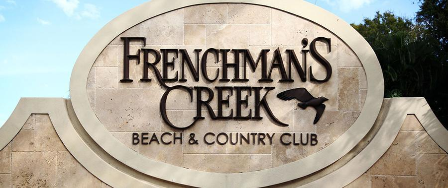 Frenchmans Creek Homes in Palm Beach Gardens