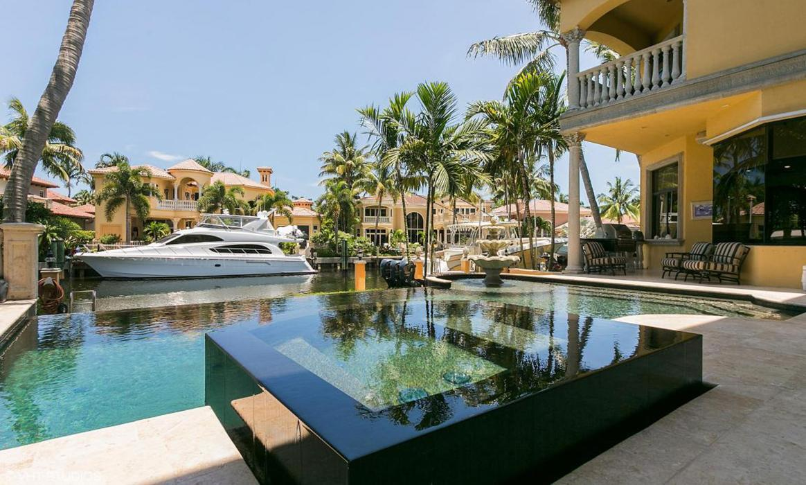 Harbour Isles Homes in North Palm Beach
