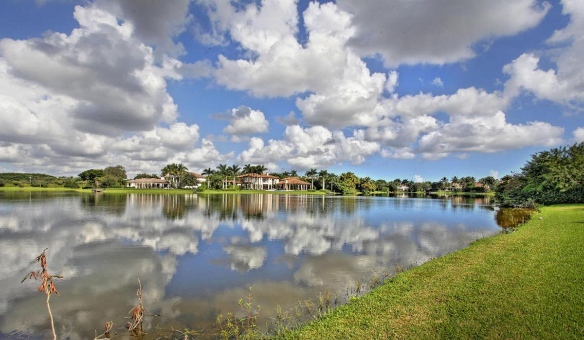 Long Lake Estates Homes in Boca Raton