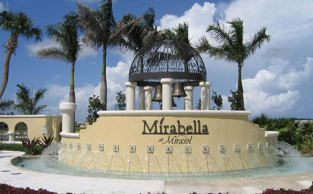 Mirabella at Mirasol Homes in Palm Beach Gardens