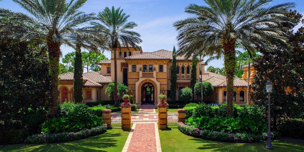 Old Palm Homes For Sale Palm Beach Gardens Real Estate