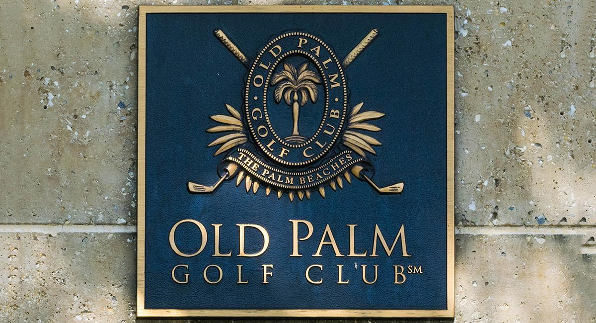 Old Palm Country Club Homes In Palm Beach Gardens