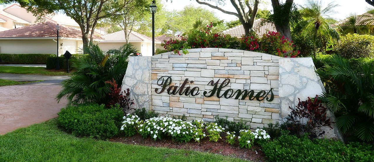 ... Palm Beach Gardens. Patio Homes At PGA National