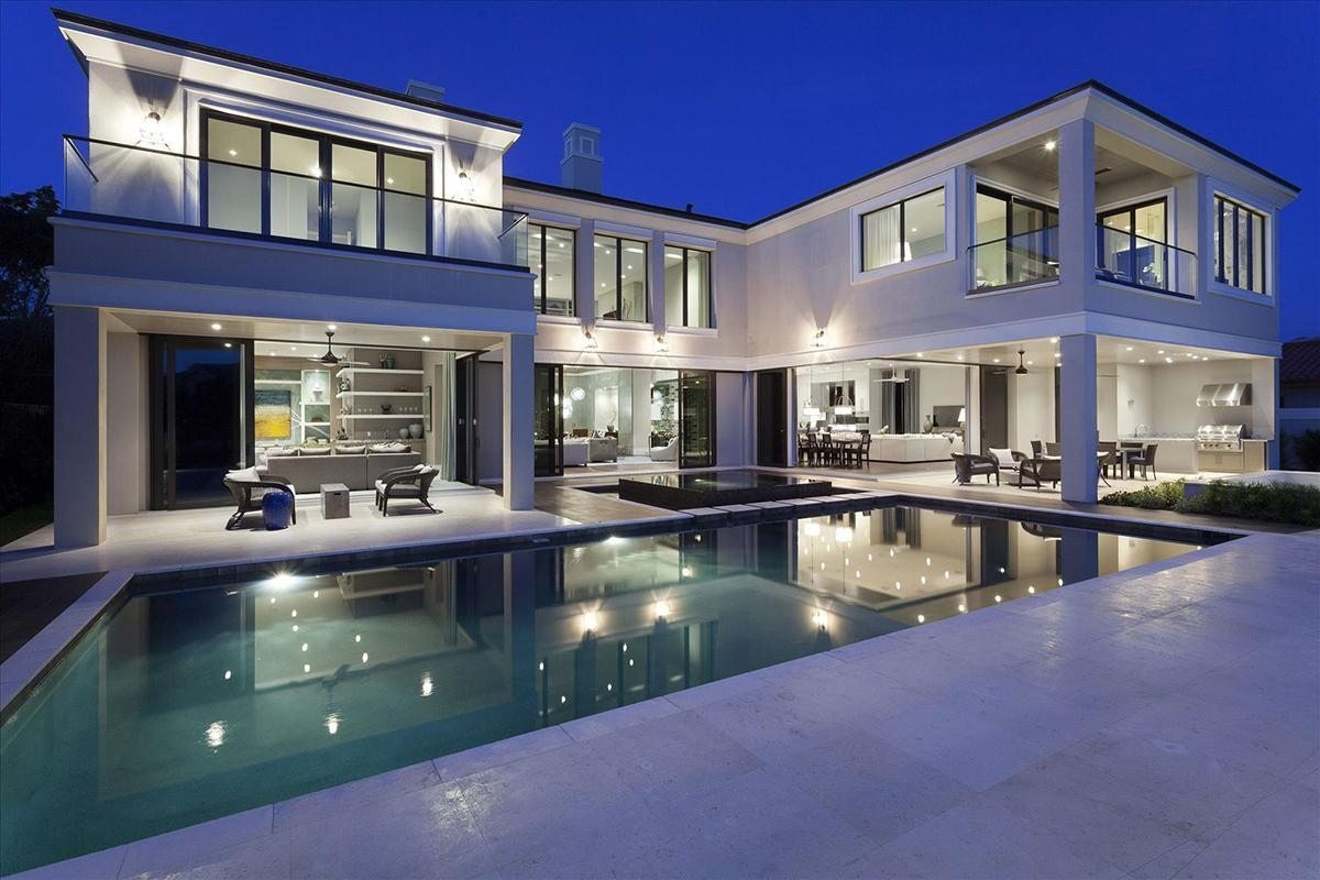 The Sanctuary Homes For Sale Boca Raton Luxury Waterfront