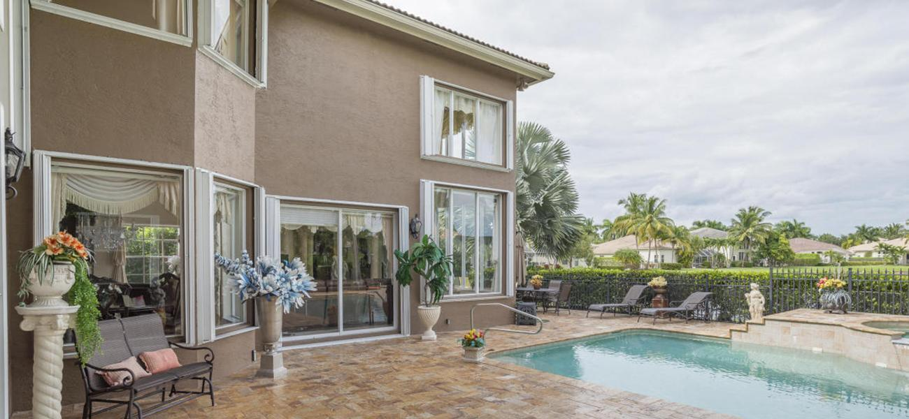 Saturnia Homes in Boca Raton