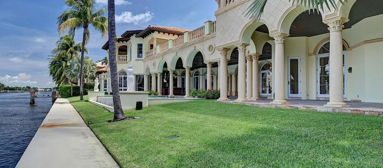 Spanish River Land Homes For Sale East Boca Raton Real