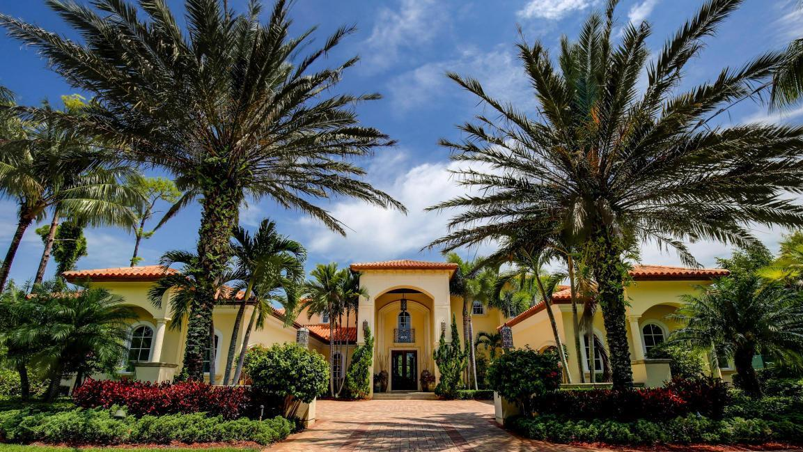 ... Palm Beach Gardens Steeplechase Equestrian Homes For Sale