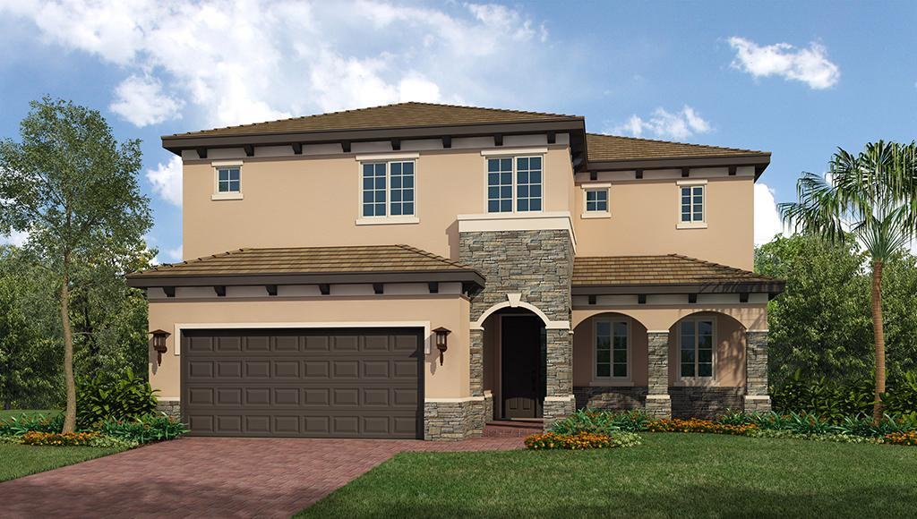 Stonewood Reserve Homes in Jupiter