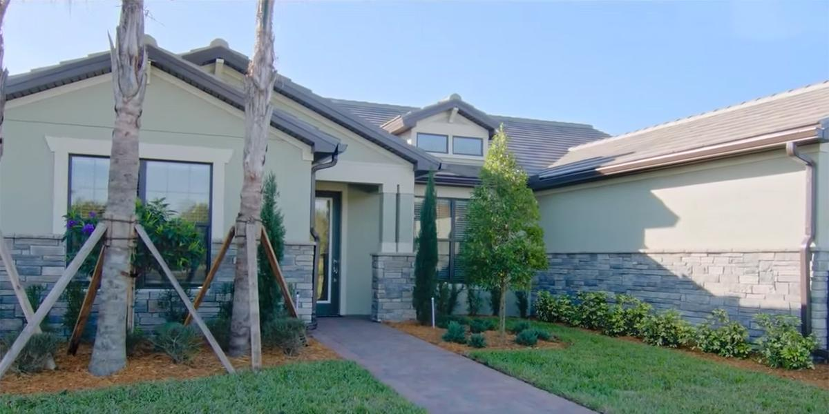 Veranda Gardens Real Estate in Port St Lucie