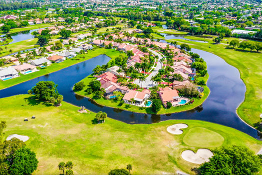 Sanctuary Waterfront Homes for Sale