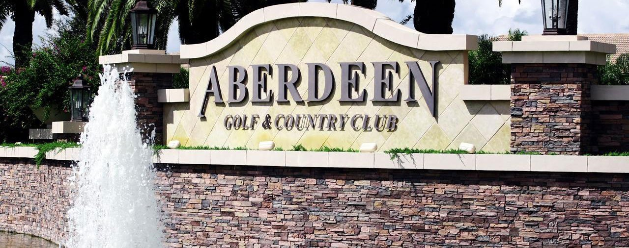 Aberdeen Country Club Real Estate