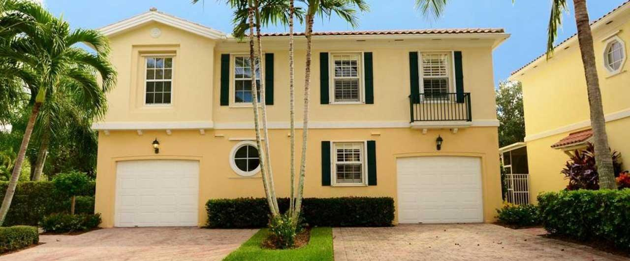Catalina Lakes Townhomes For Sale | Palm Beach Gardens Real Estate