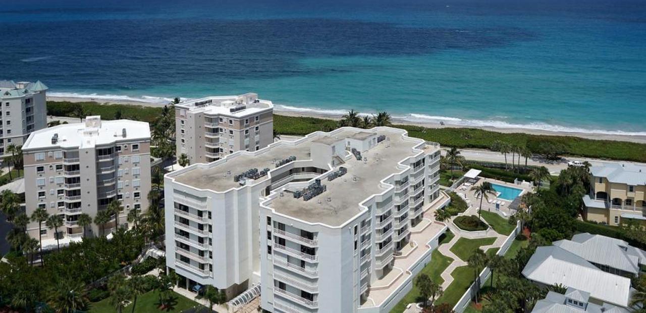 Jupiter Beach Resort Condos