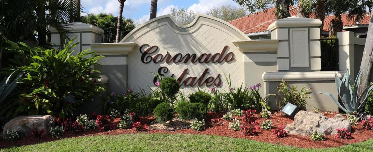 Coronado Estates Boynton Beach