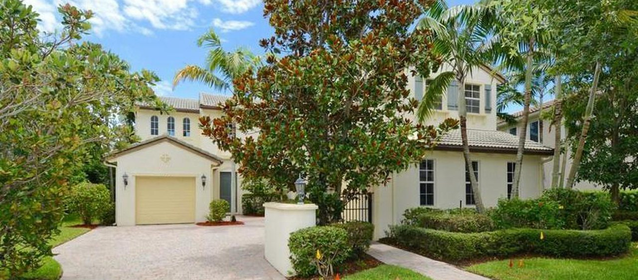 Beautiful New Homes In Palm Beach Gardens