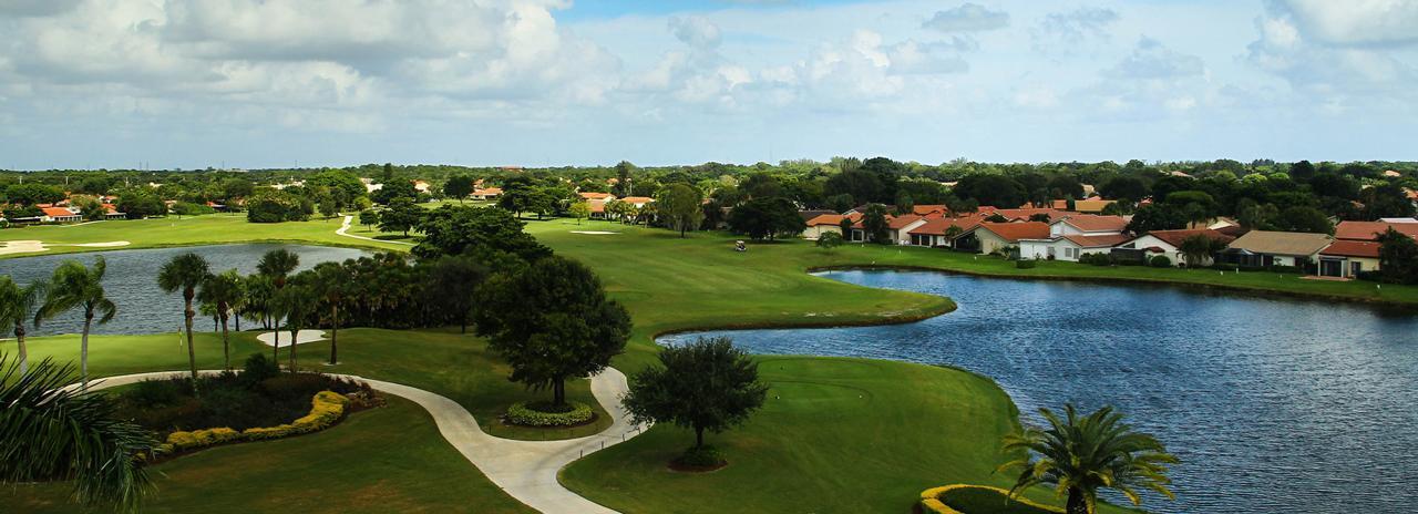 Indian Springs Golf Club Boynton Beach Florida