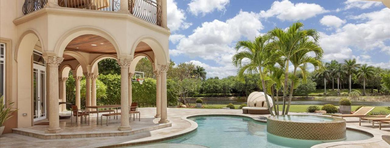 Le Rivage Waterfront Estate Homes in Boca Raton