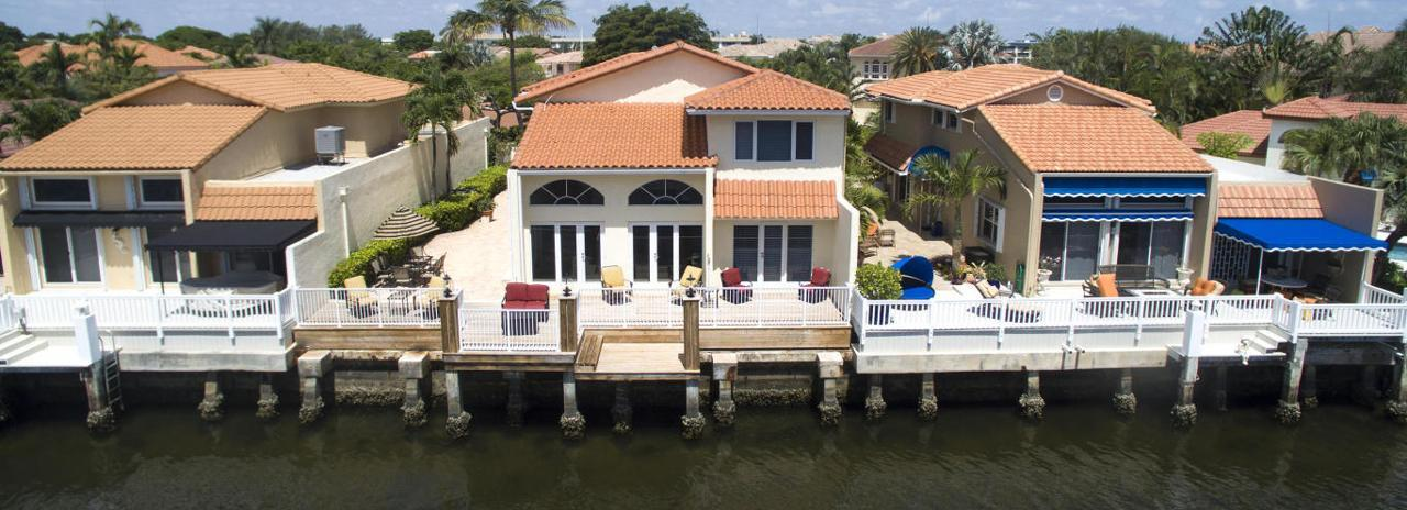 Pelican Harbor Delray Beach Waterfront