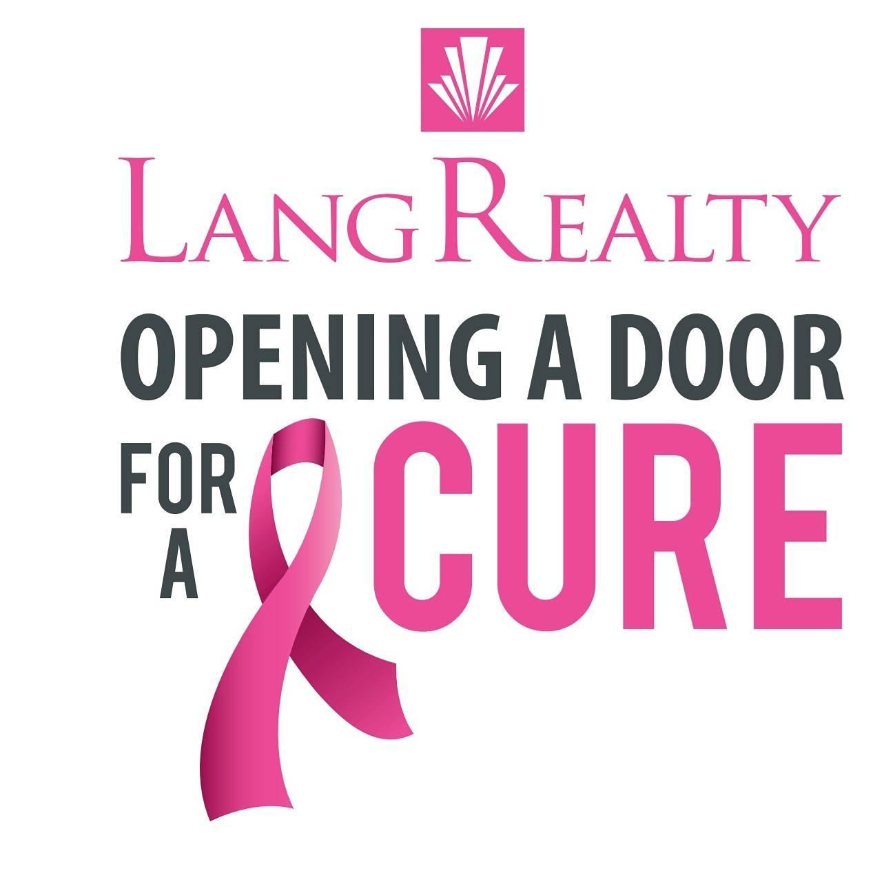 Lang Realty Fights for Breast Cancer Awareness