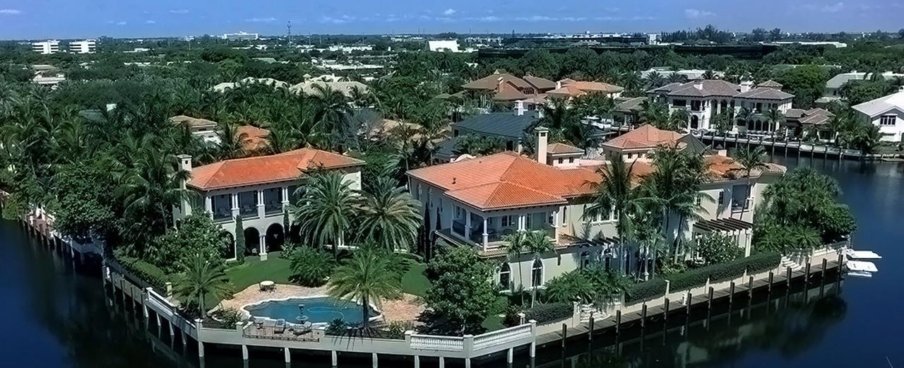The Sanctuary Homes for Sale Boca Raton Luxury Waterfront Real Estate
