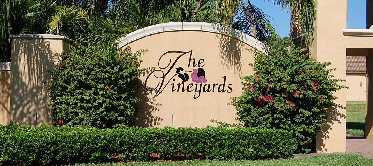 Homes For Sale In The Vineyards Port St Lucie