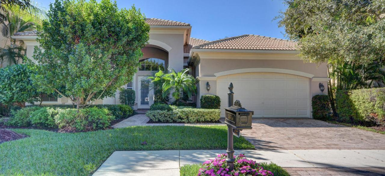Beautiful Homes In Palm Beach Gardens. Tranquilla At Mirasol Country Club