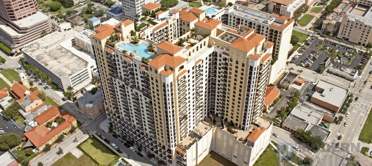 Two City Plaza Condos Downtown West Palm Beach Real Estate