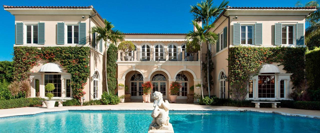 West Palm Beach Luxury Homes Real Estate