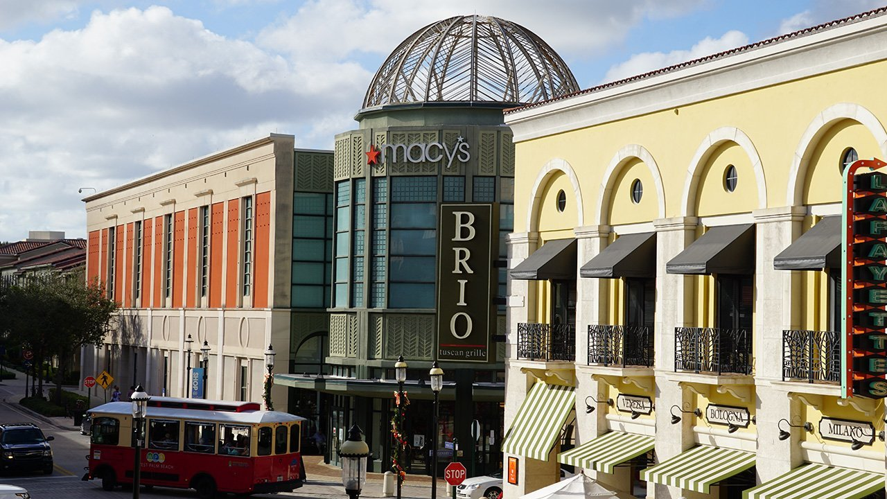 CityPlace Mall Downtown West Palm Beach