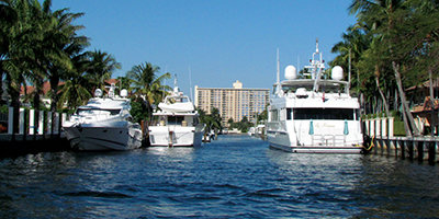 Waterfront Real Estate in Fort Lauderdale