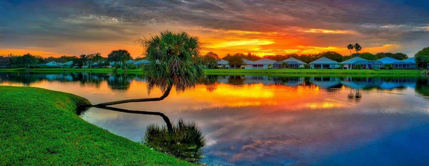 Palm Beach Gardens Lake Catherine Homes