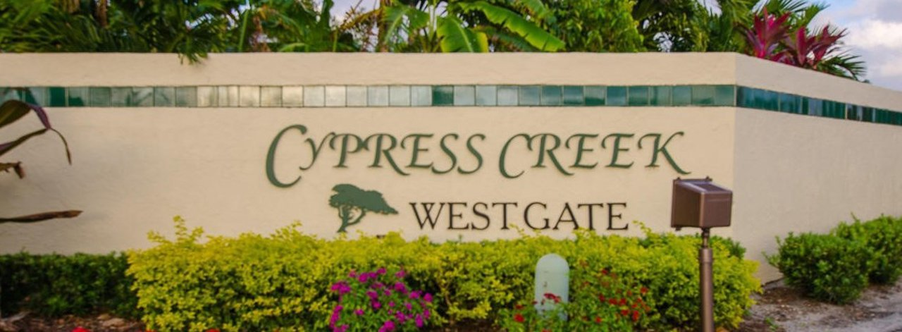 Cypress Creek Country Club Homes for Sale