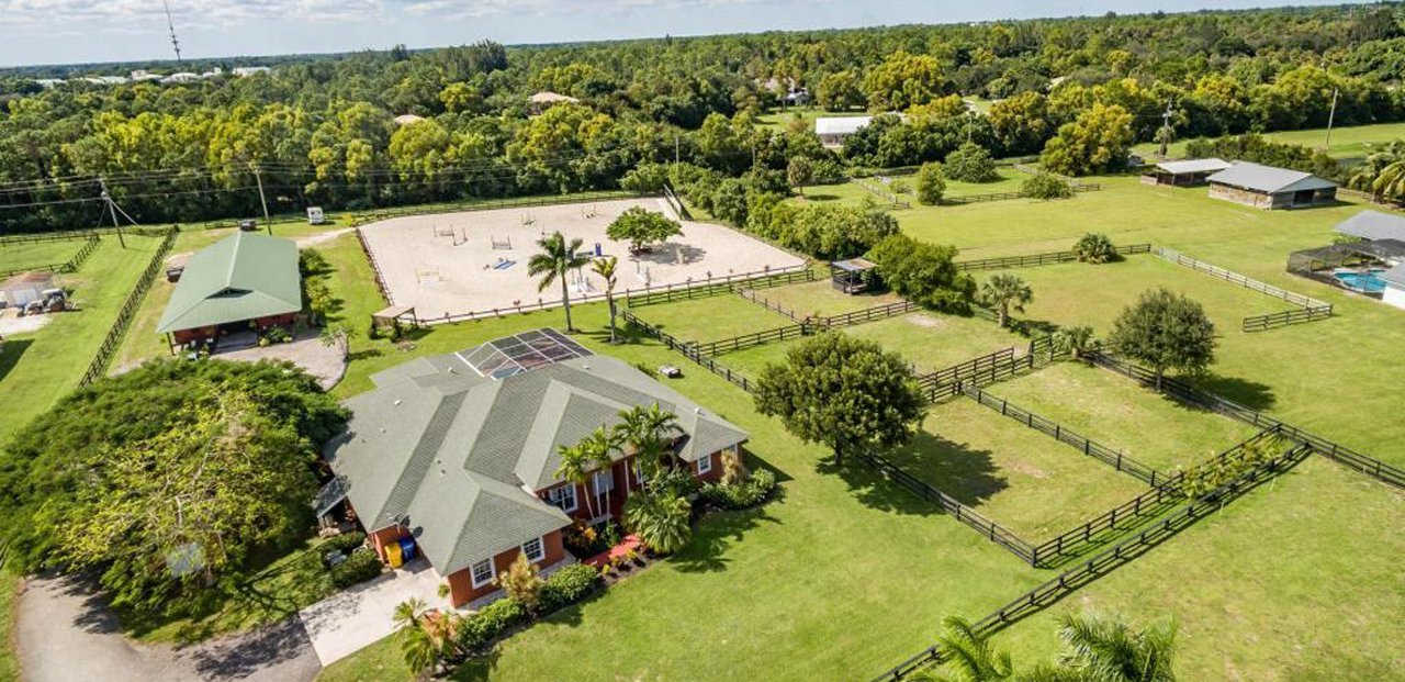 Palm Beach Little Ranches Homes for Sale | Wellington Real Estate
