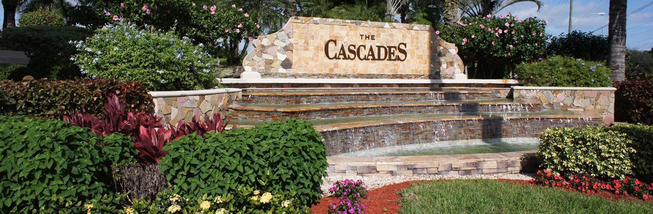 Cascades Homes For Sale Boynton Beach Active Adult 55