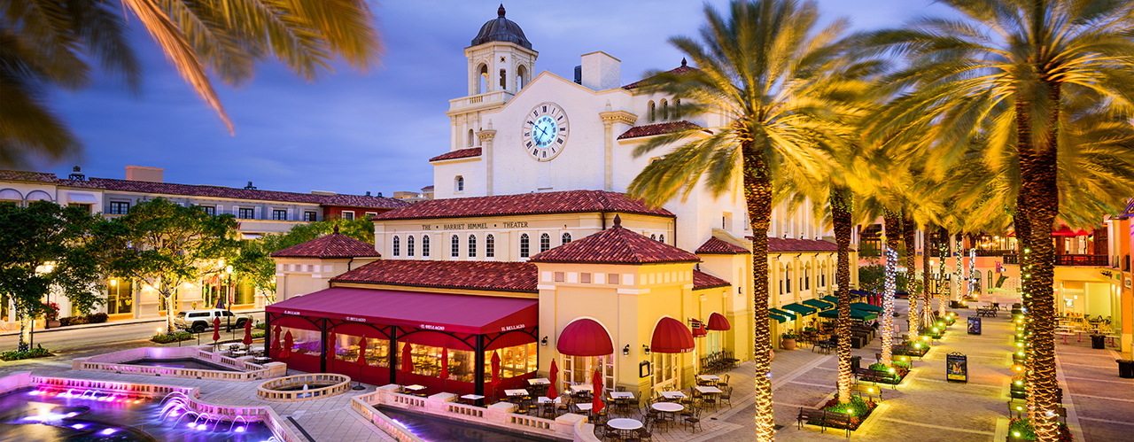 Restaurants In City Place West Palm Beach Fl
