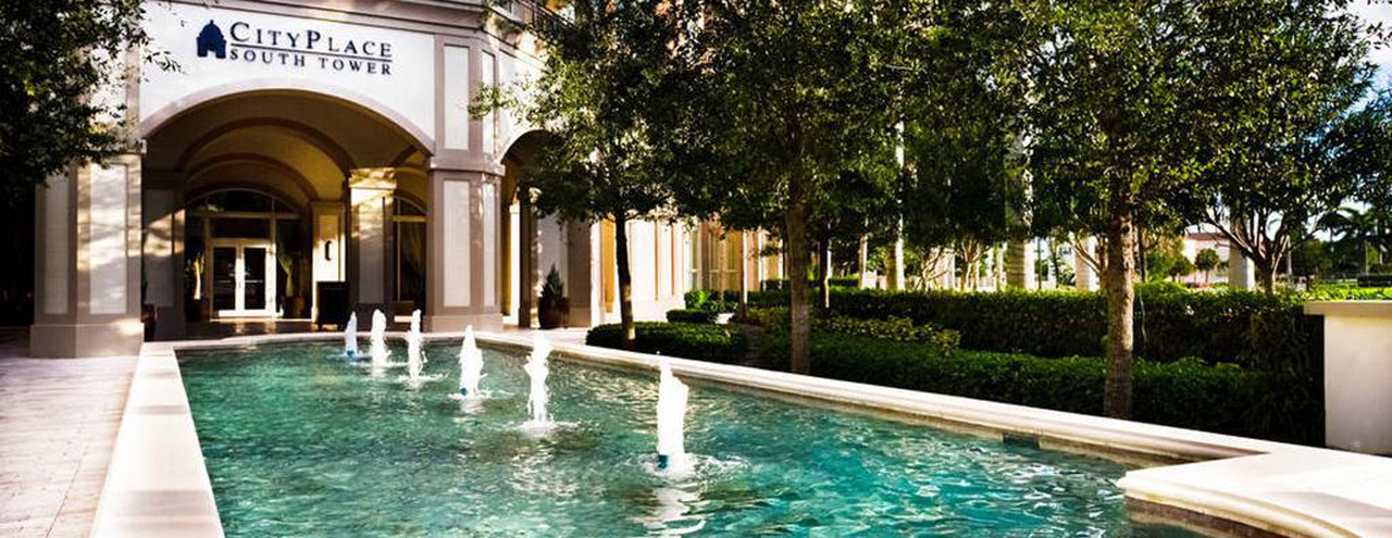 Cityplace South Tower Condos For Sale Amp West Palm Beach