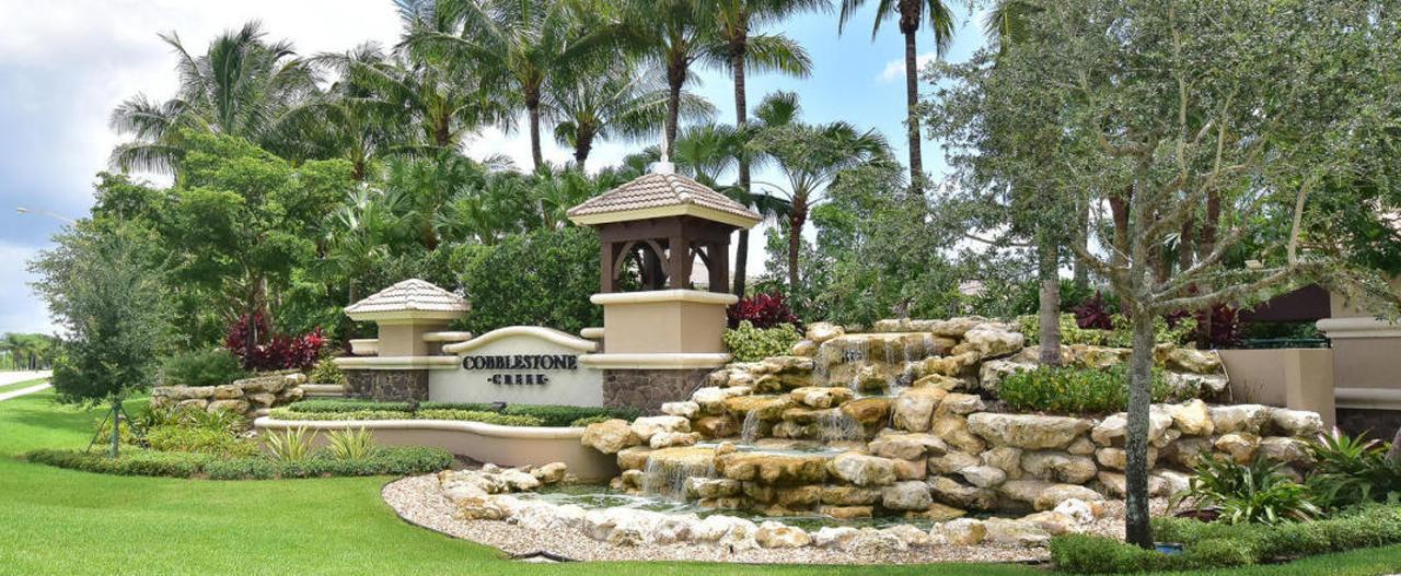 Cobblestone Creek Homes For Sale Boynton Beach Luxury