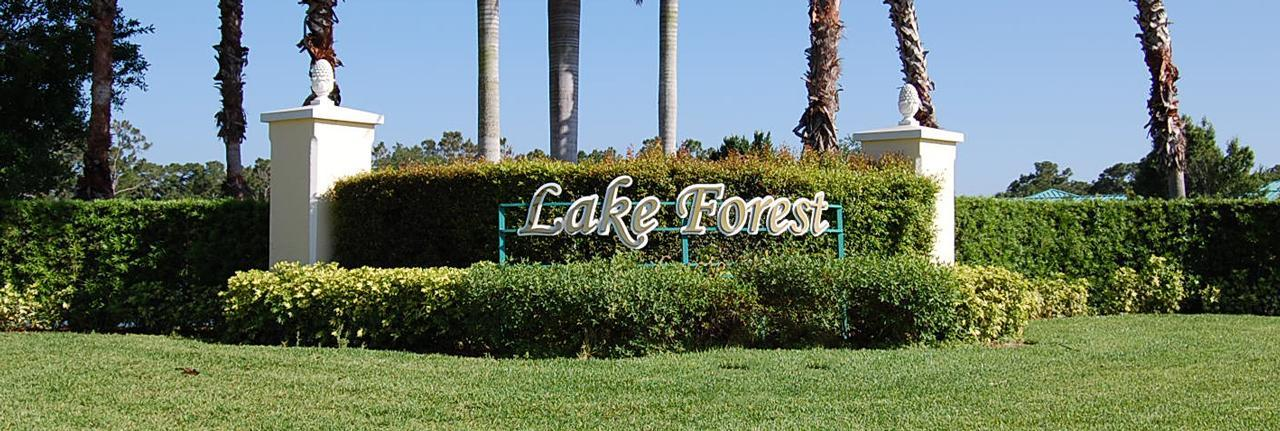 Lake Forest Port St Lucie