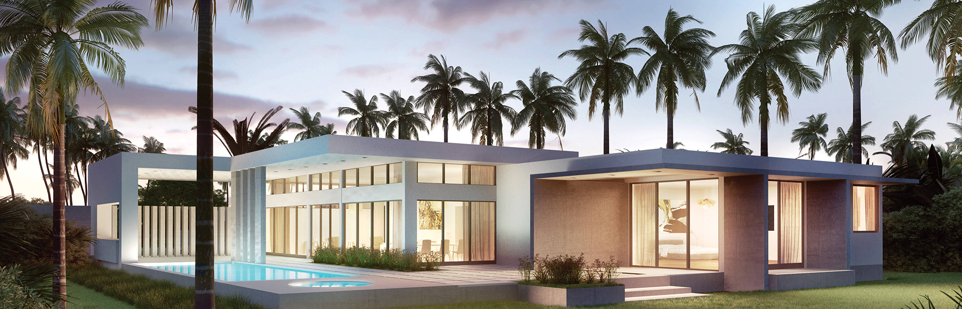 New construction homes in South Florida