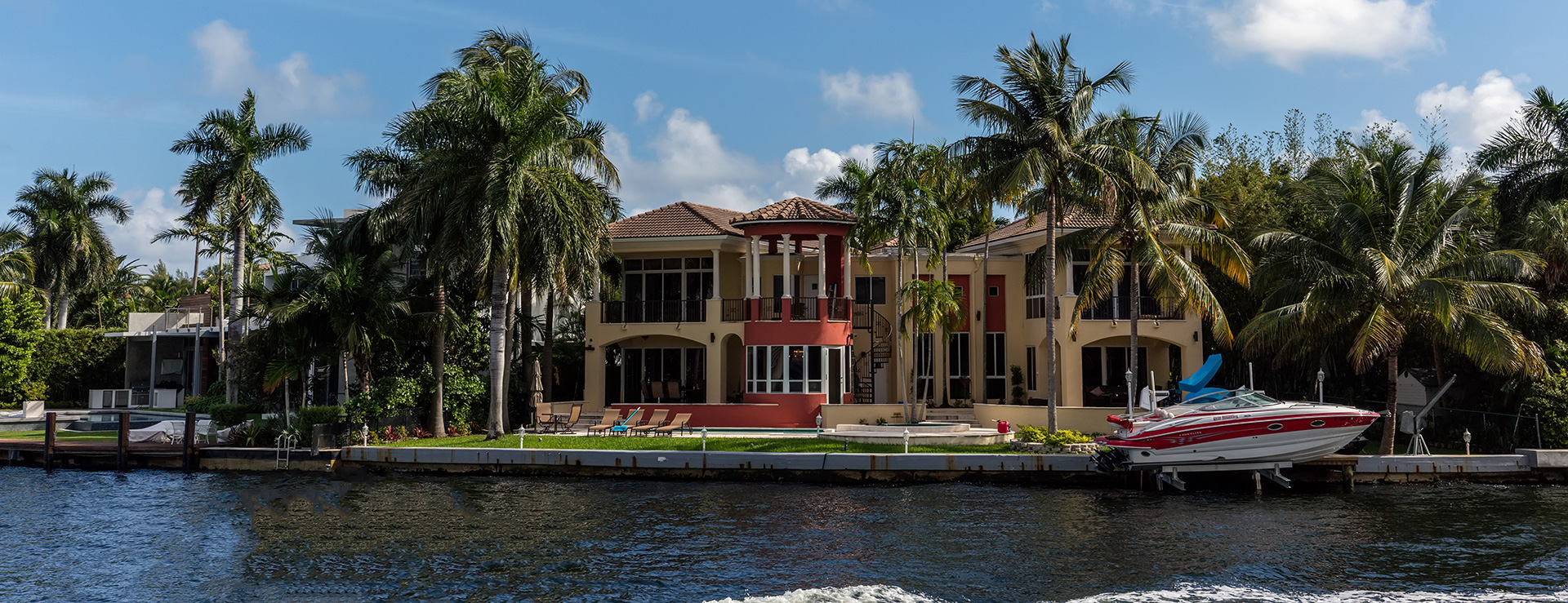 waterfront homes in south florida oceanfront intracoastal homes