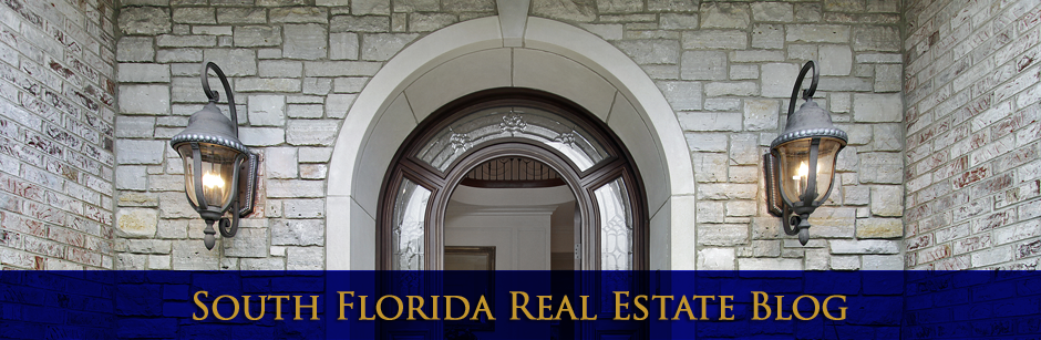 South Florida Real Estate Blog